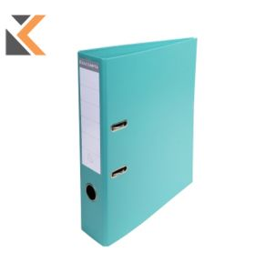 Exacompta Lever Arch File PVC A4 Green Light - [70mm]