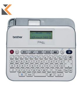 Brother P-Touch Label Mach QWERTY - [PTD400]