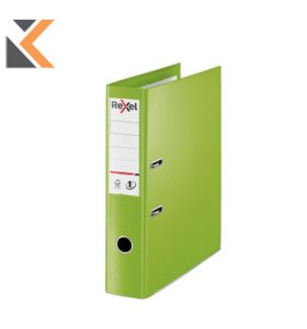 Prem'Touch 53303E Lever Arch File PP Green Light - [80mm]