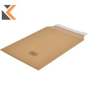 Bankers Box-Corrugated Env Dvd - [Pk100]